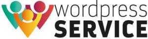 Wordpressservice logo