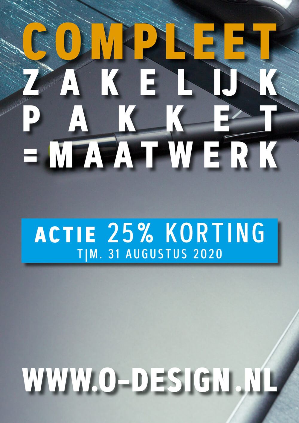Zakelijk Voordeel ACTIE 25%